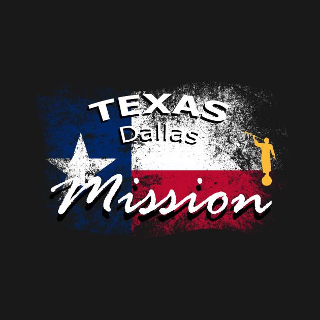 Texas Dallas Mormon LDS Mission