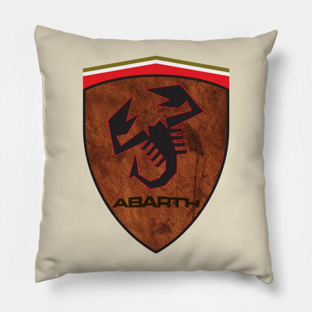 Leather Scorpion Badge