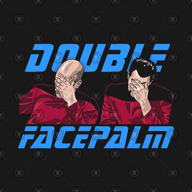 Double Facepalm