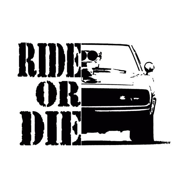 F&F, ride or die