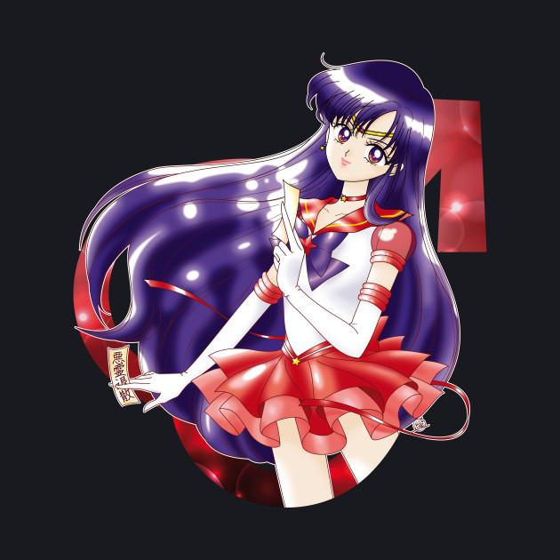 Eternal Sailor Mars