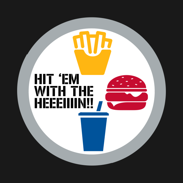 Hit 'Em With The Hein! Steelers mashup