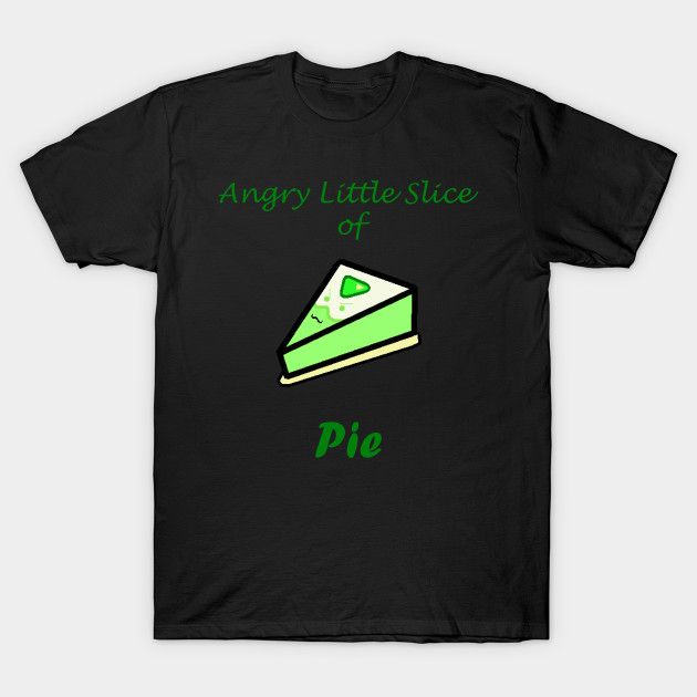Angry Little Slice of Pie
