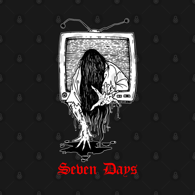 The Ring Horror Movie Samara Seven Days Halloween