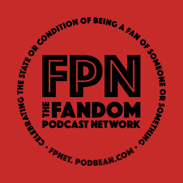 Fandom Podcast Network BLACK