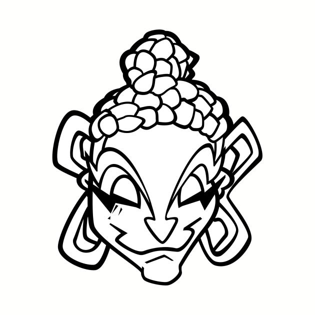 Buddha (Thin)
