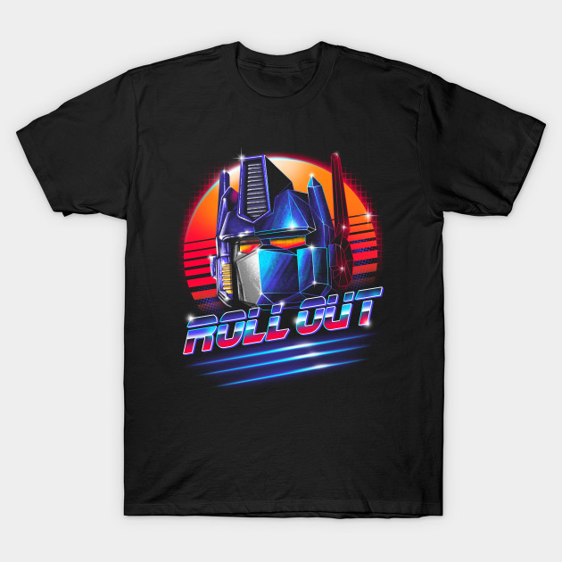 Roll Out T-Shirt-TOZ