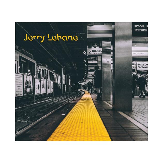 Jerry Lehane - album cover
