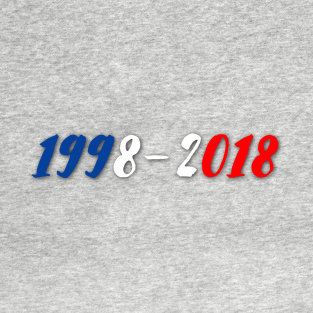 Coupe Du Monde 2018 T Shirts Teepublic