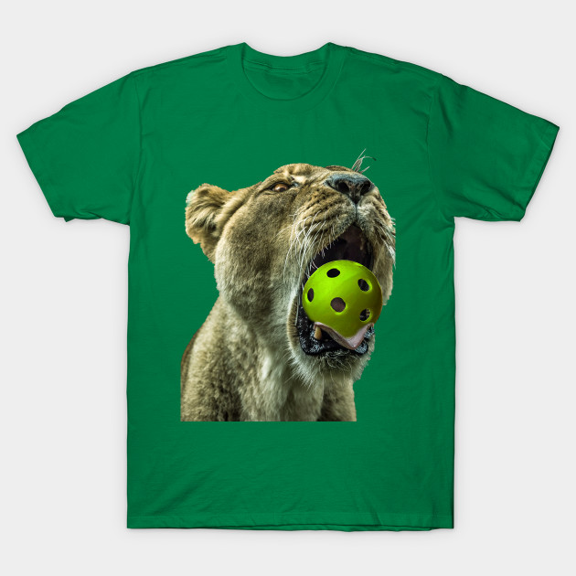 131591bed5 Pickleball Lion King Series T-shirt - Pickleball - T-Shirt | TeePublic