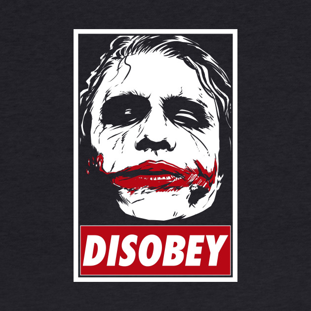 Chaos and Disobey