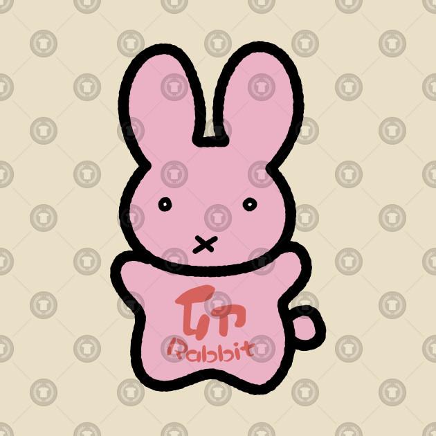 Chinese Zodiac Rabbit Doodle Art by takeda_art