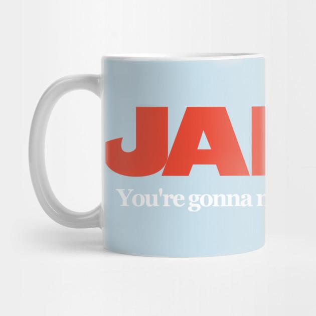 dfcfd7d3 Jabba / Jaws Mash Up - Funny Star Wars - Mug   TeePublic