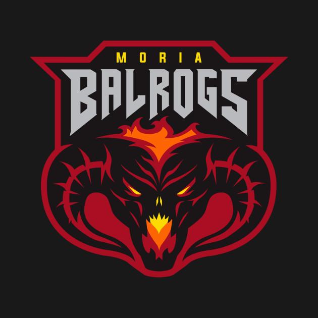 Moria Balrogs Team Logo