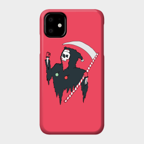 Grim Reaper Phone Cases Iphone And Android Teepublic Au