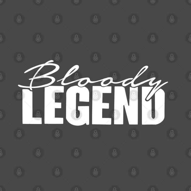 Bloody Legend - LazarBeam