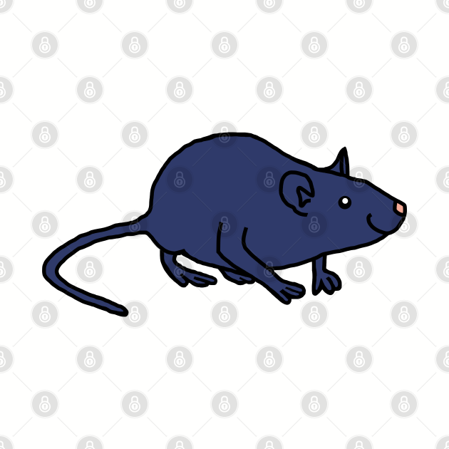 Blue Rat