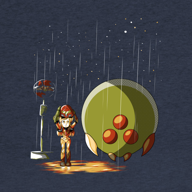 My Neighbor Metroid