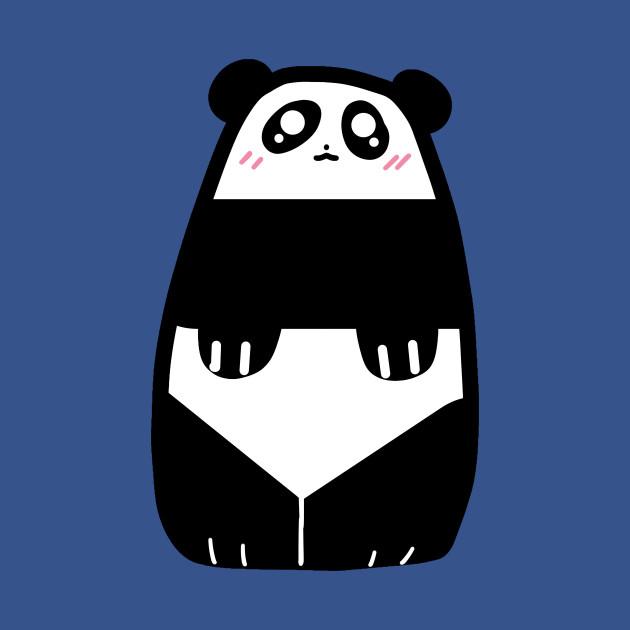Cute Panda Blob