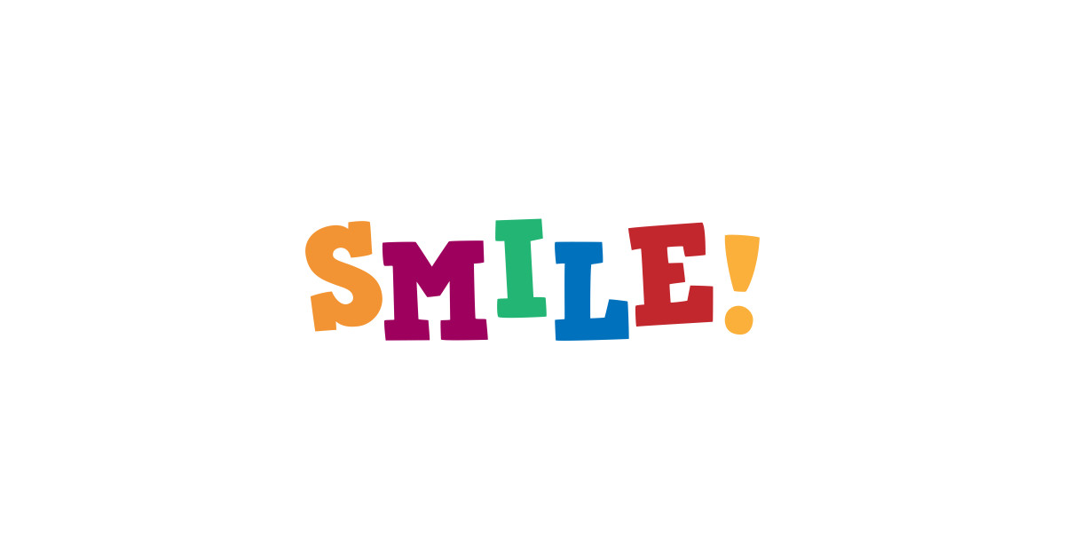 Image result for smile word