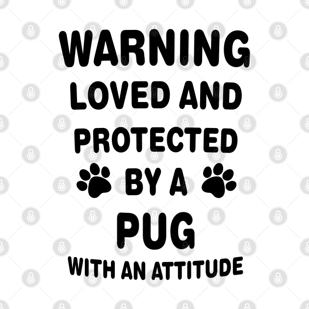 Loved And Protected By A Pit Bull