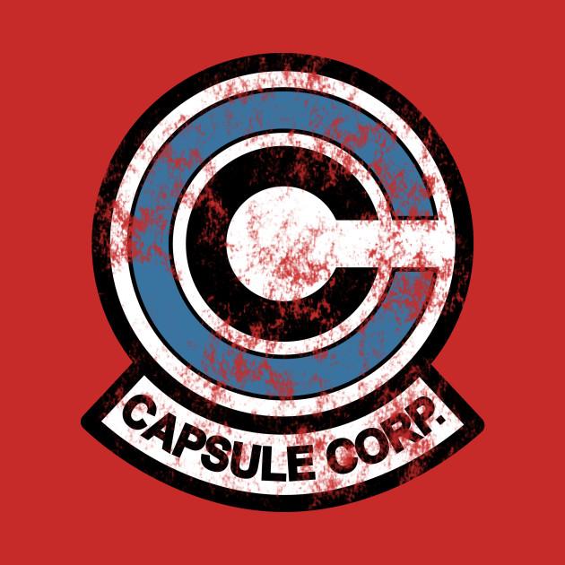 Capsule Corp Logo