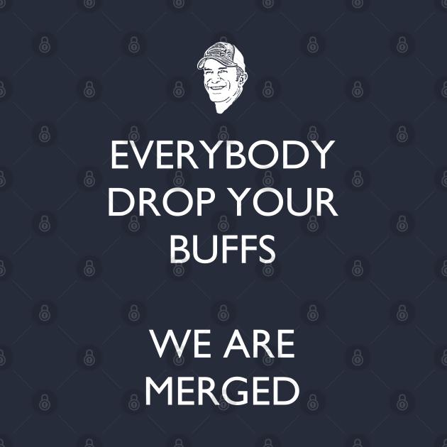 Drop Your Buffs - Survivor/Probst