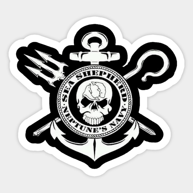 Sea Shepherd Shop Tshirt For Woman And Men