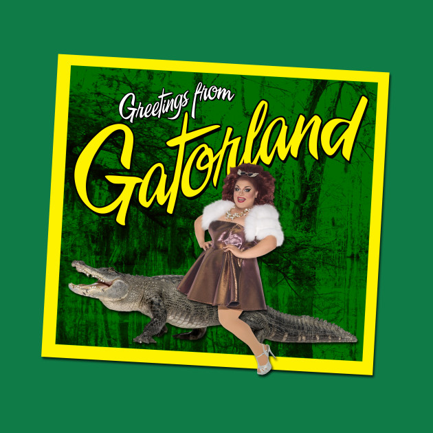 Greetings From Gatorland