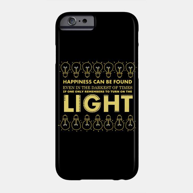 Harry Potter Light Quote Harry Potter Phone Case Teepublic