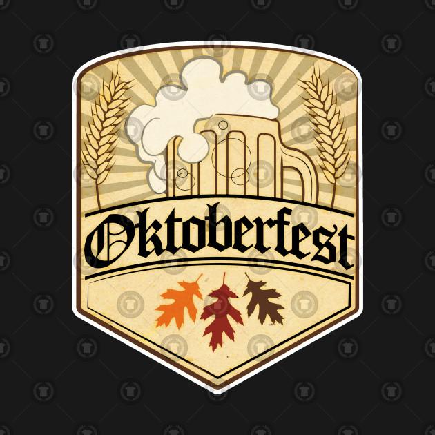 Oktoberfest shield
