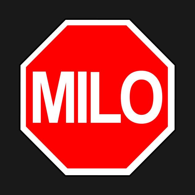 Milo Murphy's Law Stop Sign
