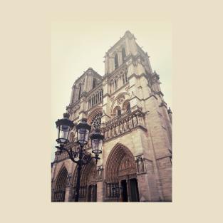 Notre Dame de Paris t-shirts