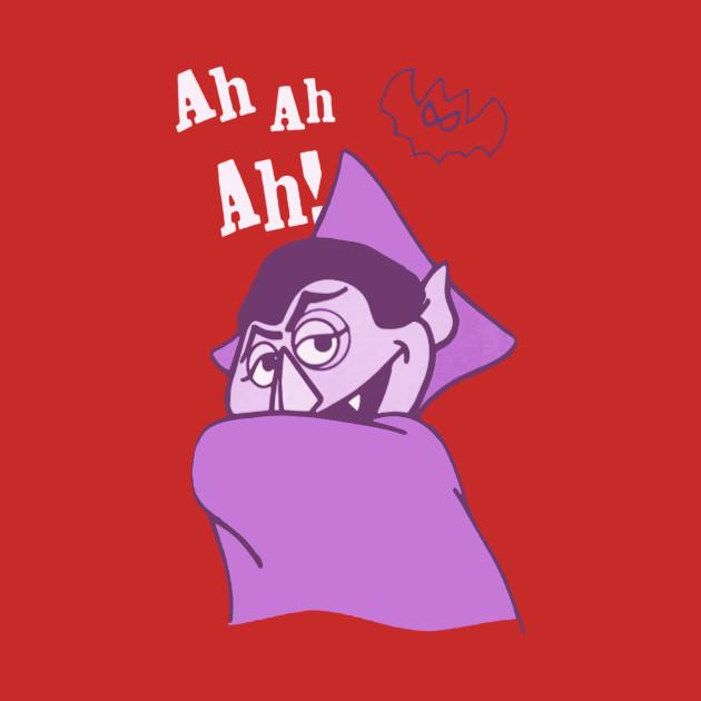 Count von Count - Ah Ah Ah!