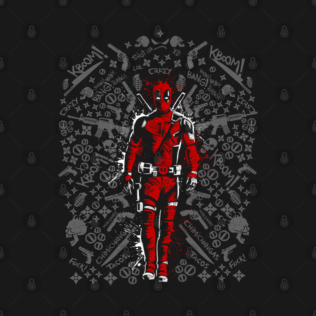 Mercenary red
