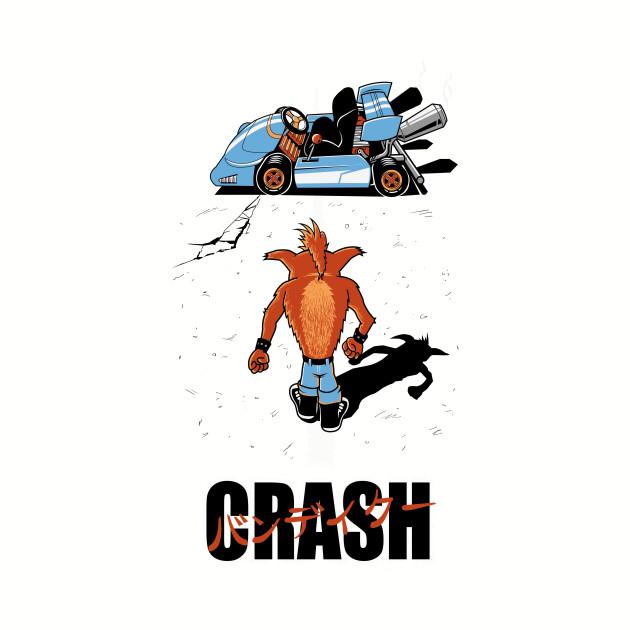 CRASH AKIRA