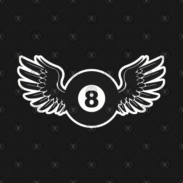 FLYING 8 BALL