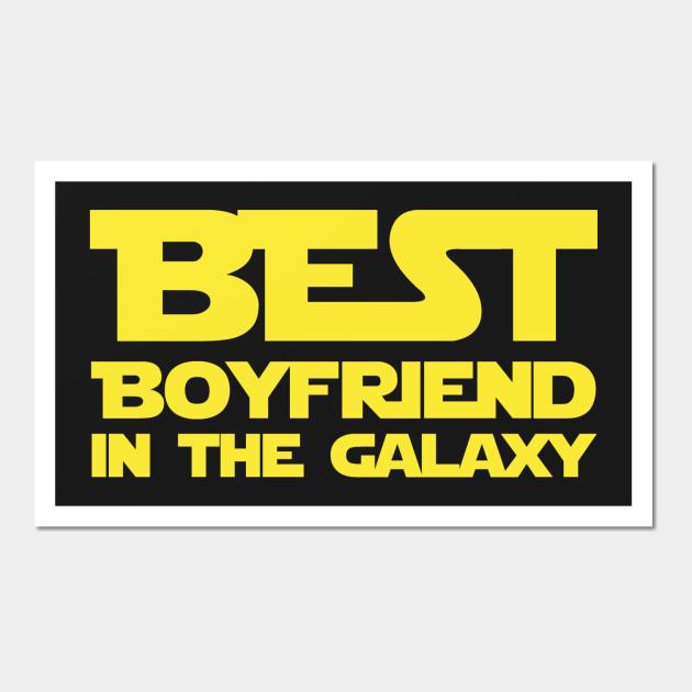 Best boyfriend in the galaxy matching couple valentine - Star Wars ...
