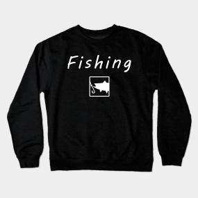 40bf82b3e Fishing Crewneck Sweatshirts | TeePublic