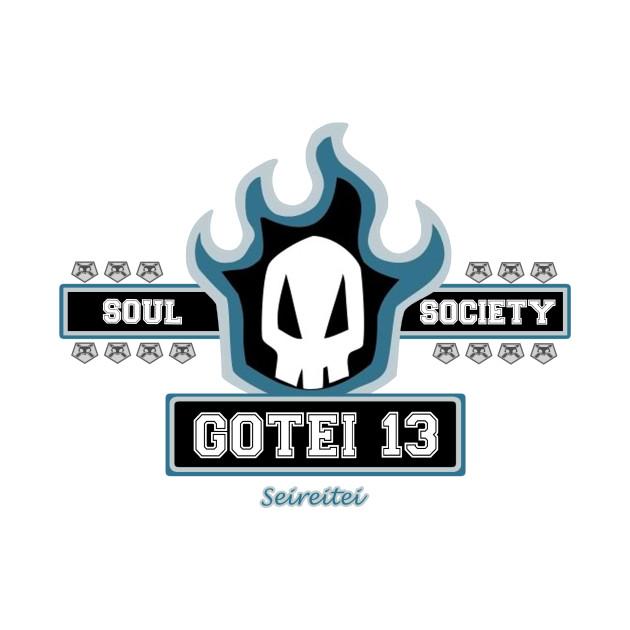 Go Gotei 13 Bleach T Shirt Teepublic