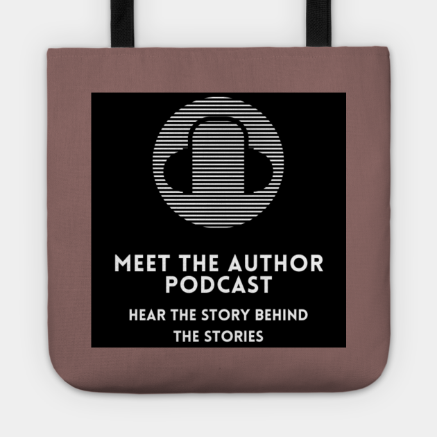 MEET THE AUTHOR Podcast LOGO