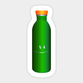 water bottle stickers teepublic