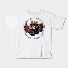 Notorious Big Kids T-Shirts | TeePublic UK