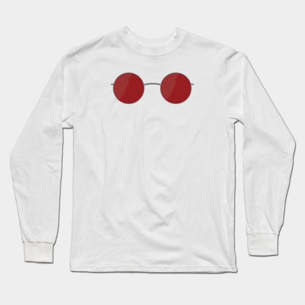 abd26f5da1cf Matt Murdock Glasses - Daredevil - Long Sleeve T-Shirt