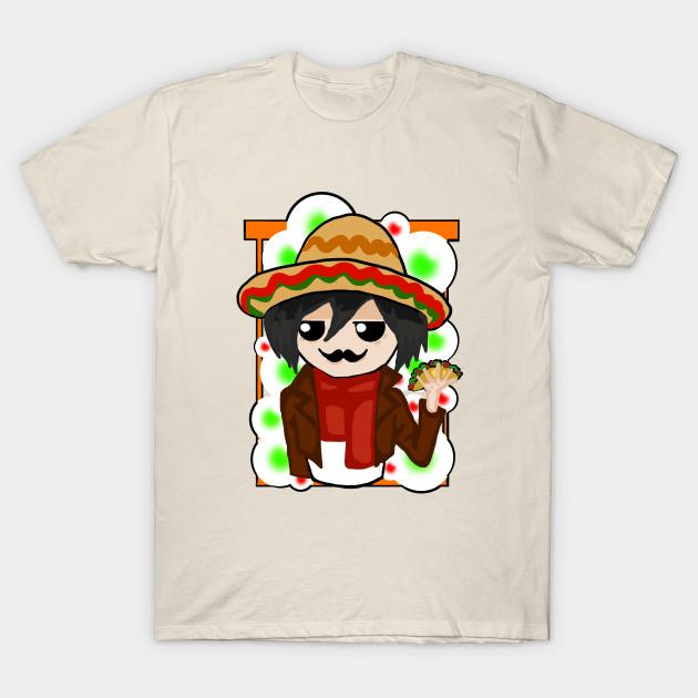 Mikasa Su Casa - Aot - T-Shirt   TeePublic