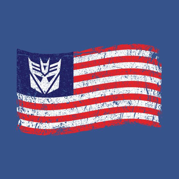 Decepticons Flag T-Shirt