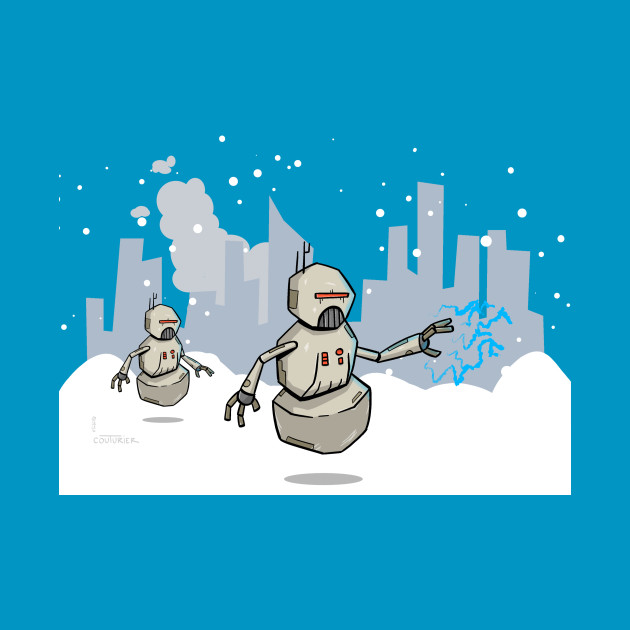 The Giant Snowbot Invasion - 2016