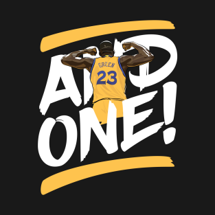 check out 421df 5ed97 Draymond Green And One V2 T-Shirt