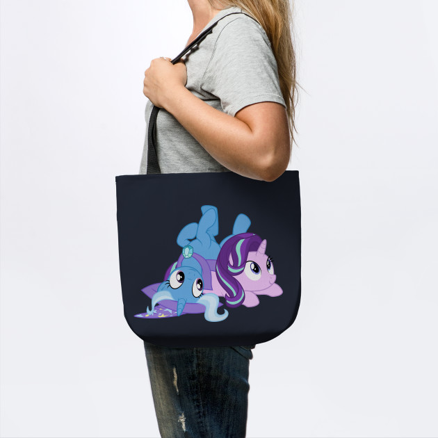 Trixie and Starlight Glimmer