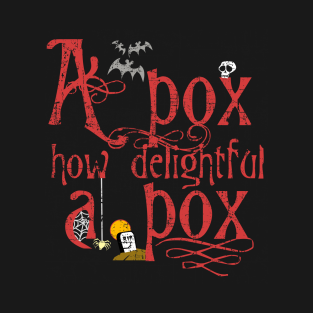 A pox, how delightful a pox - From Nightmare Before Christmas t-shirts